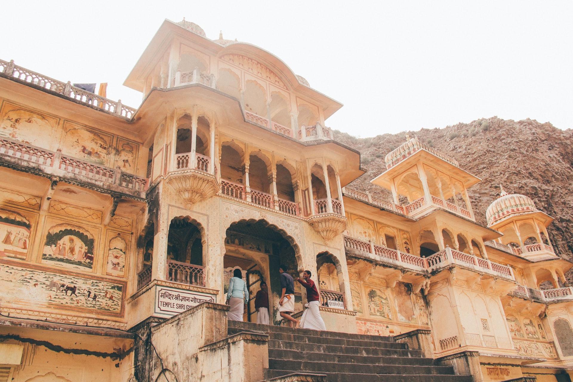 Monkey Mountain, Jaipur, India